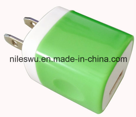 Single Port USB Wall Charger/Travel Charger/Mobile Charger pictures & photos