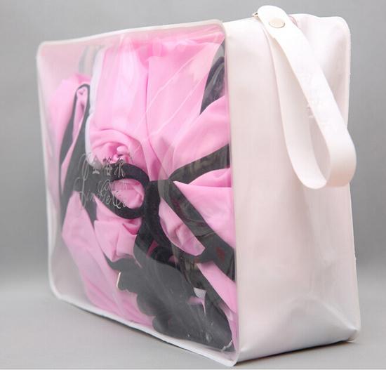 Customized EVA/PVC/OPP Environmental Packaging Bag