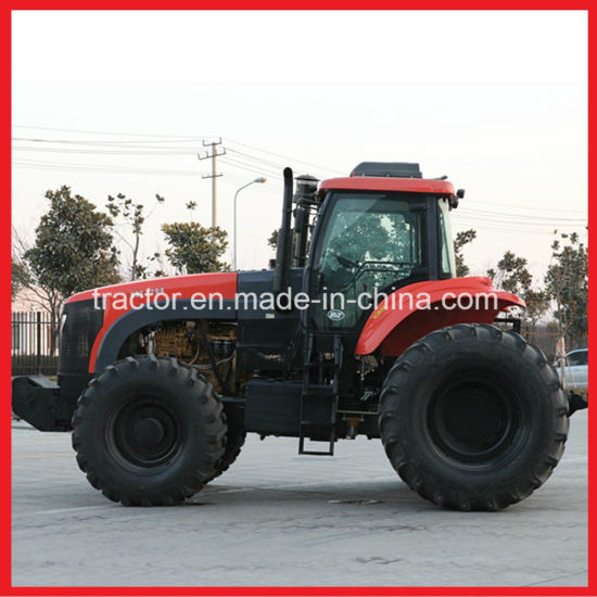 220HP Kat Farm Tractor, Four Wheeled Tractor (KAT 2204D) pictures & photos