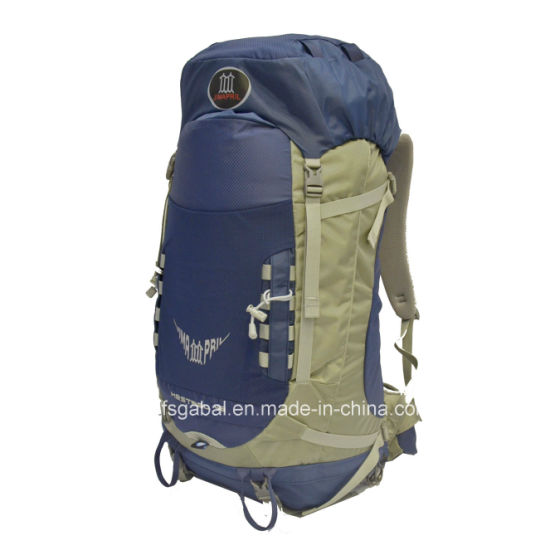 48L Professional Ripstop Nylon Outdoor Sports Hiking Bag Backpack