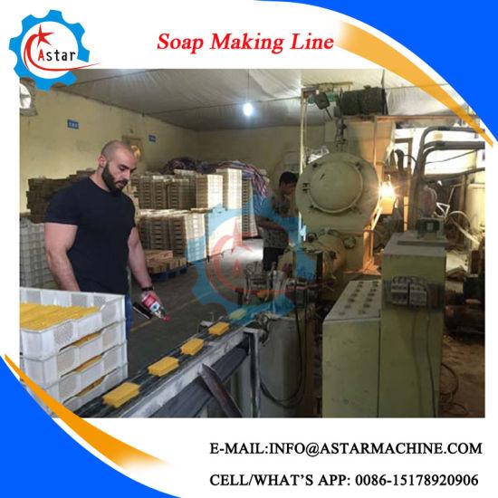 Bar Soap Toilet Soap Laundry Soap Making Line Supplies