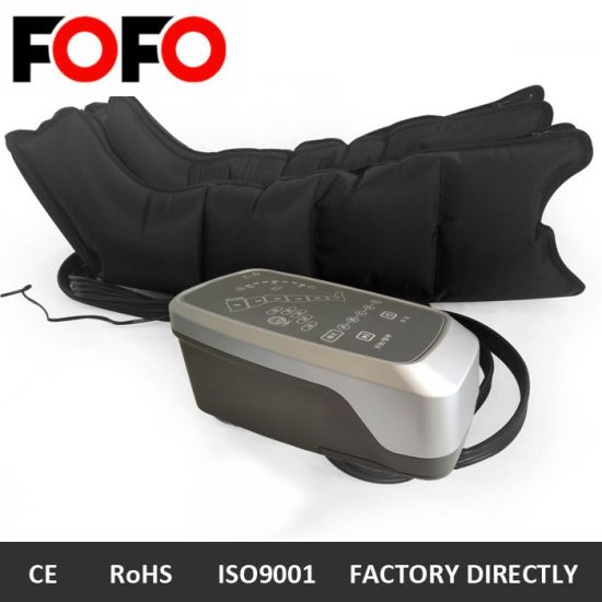 Air Therapy Therapy Compression Wrap with Air Pump for Pain Relief