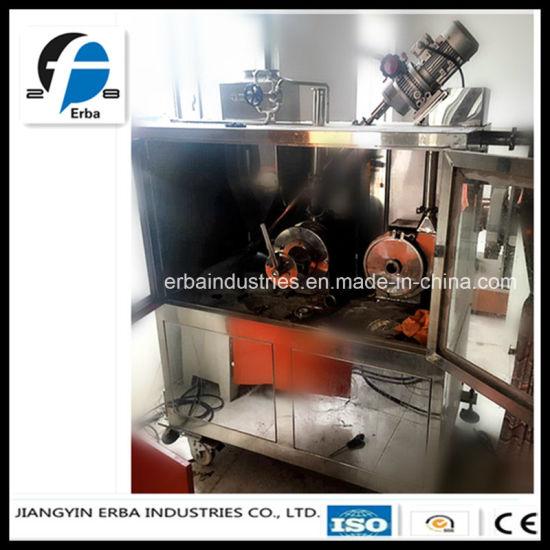 Erba Plastic Pulverizer Machine Cryogenic Comminution Unit
