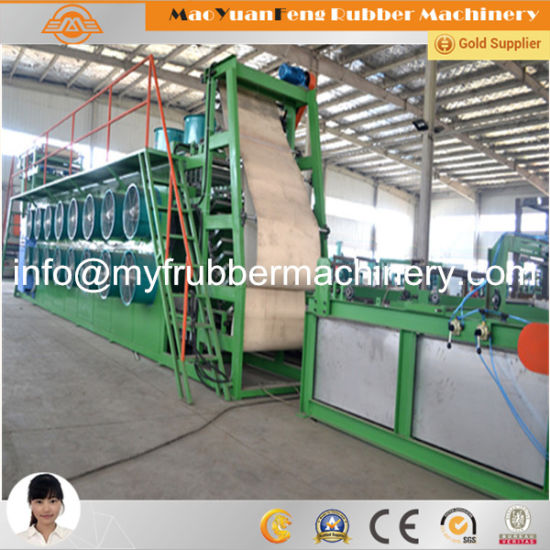Rubber Cooling Machine for Rubber Strip /Rubber Strip Cooling Machine pictures & photos