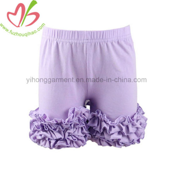 Wholesale Summer Ruffle Shorts Kids' Pants Baby Clothes