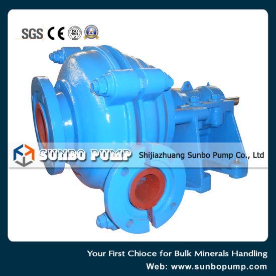 Chinese Centrifugal Mining Small Slurry Pump