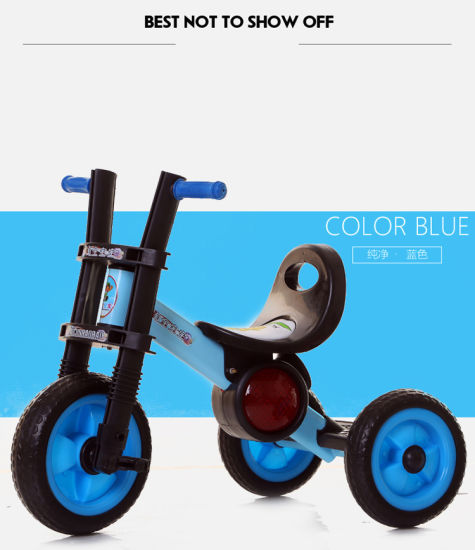 CE Approved High Quality Kids Tricycle Baby Scooter Tricycle