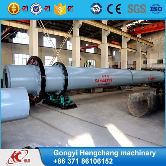 Good Quality Manure Fertilizer Sand Coal Slurry Rotary Dryer pictures & photos