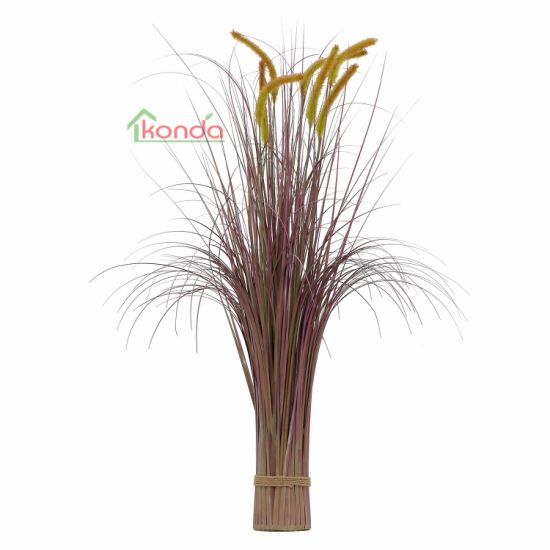 Hot Selling Grass Plants Artificial Onion Small Potted Bonsai Tree Plants for Sale