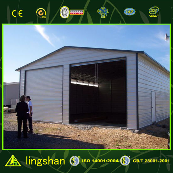 2016 New Design Prefabricated Building Workshop pictures & photos