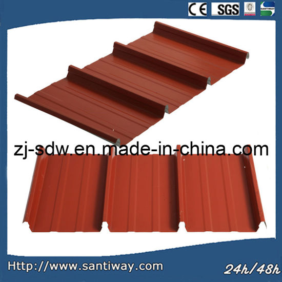 Galvanized Corrugated Iron Sheet for Roofing