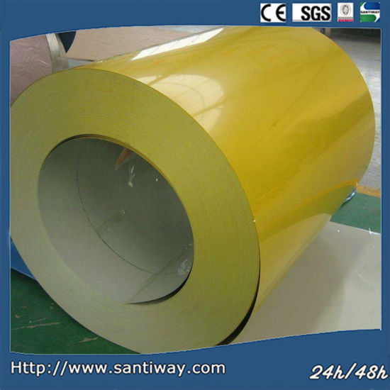 Color Coated Galvalume Steel Coil PPGL