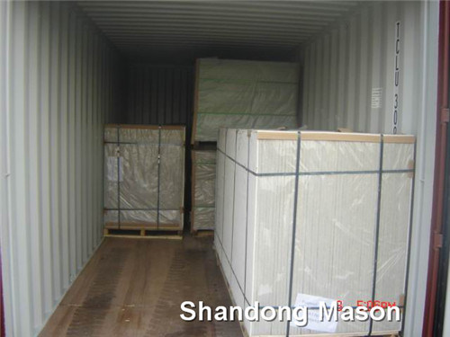 Top Quality Magnesium Oxide Decorative Panel pictures & photos