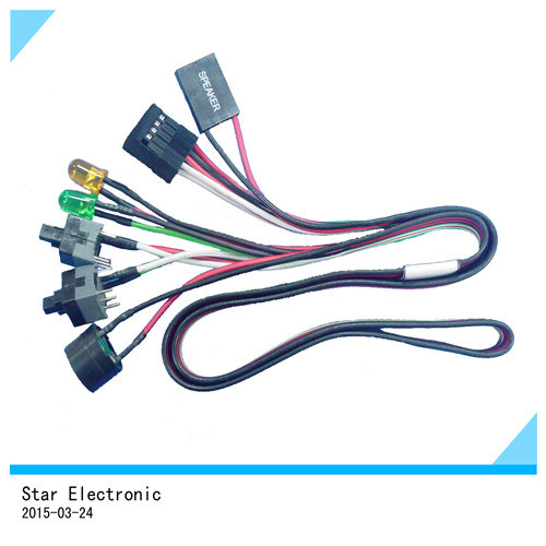 Industrial and Electronic Wire Harness Cable Kit pictures & photos