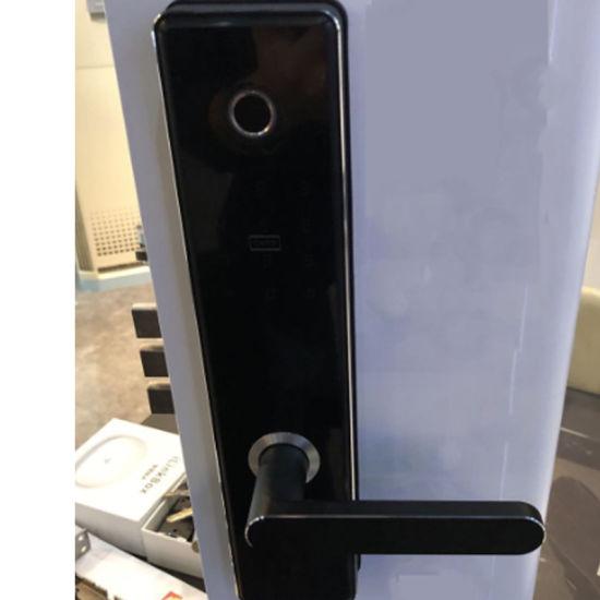 Smart Lock Touchscreen Keypad Keyless Digital Door Lock Fingerprint Door Lock