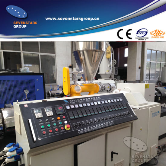 PVC Foaming Board Extrusion Machine with Mixer Dryer