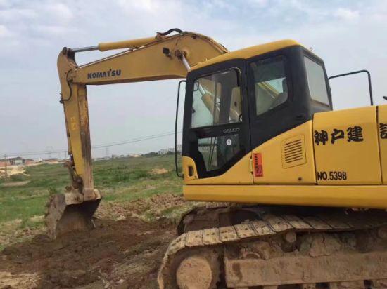 Used Komatsu Excavator Komatsu PC200-7 Excavator for Sale