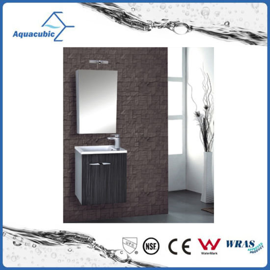 Single Wall Mounted Lowes Bathroom Vanity Cabinets Ame1112