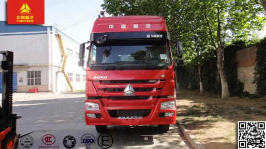 HOWO 6X4 336HP Heavy Duty Tractor Truck/Head Truck Suppliers pictures & photos