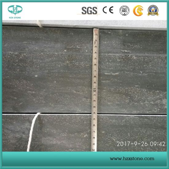 Blue Limestone Tile for Construction/ Bluestone Paving/Kerbstone pictures & photos