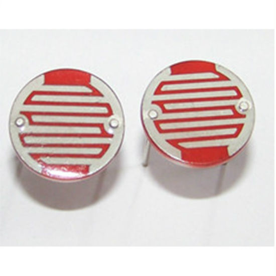 China 20mm Photoresistor Ldr Sensor CDS Light Dependent Resistor ...