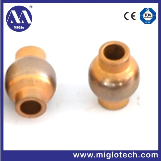 Customized Powder Metallurgy Copper-Based Bearing (BE-100072) pictures & photos