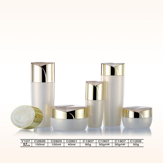 High Quality Luxury 50ml & 150ml Glass Cosmetic Jars Containers and Packaging
