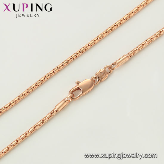 44587 Fashion Religion Rose Gold Jewelry Cross Pendant pictures & photos