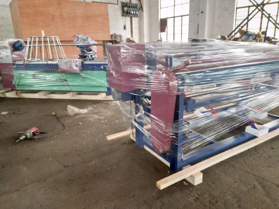 Automatic Fabric Edges Guide Winding Machine