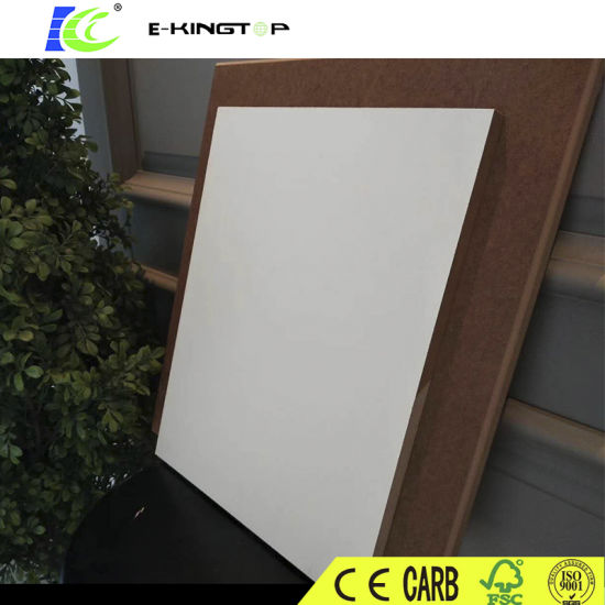 Wholesale Melamine Paper Laminated MDF for Furniture