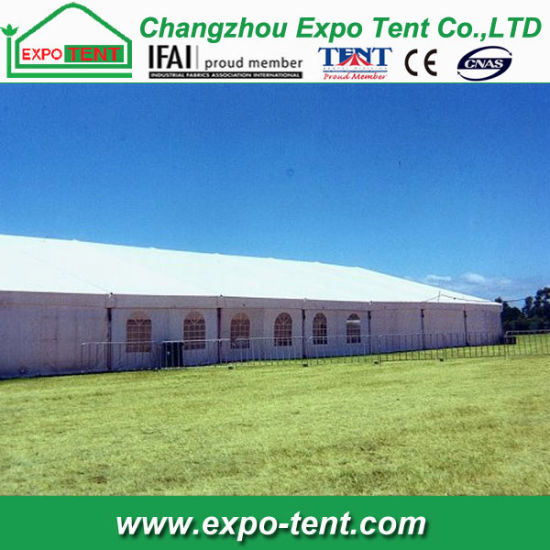 Aluminum Frame PVC Biggest Camping Tent Wedding Marquee Tents