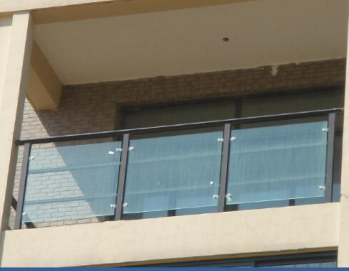 Toughened Laminated Glass for Railing pictures & photos