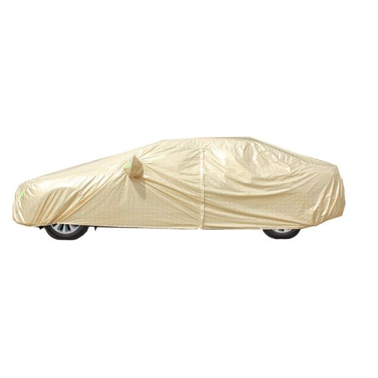 PEVA+Cotton Car Covers Cotton Plastic Car Covers cubiertas coche