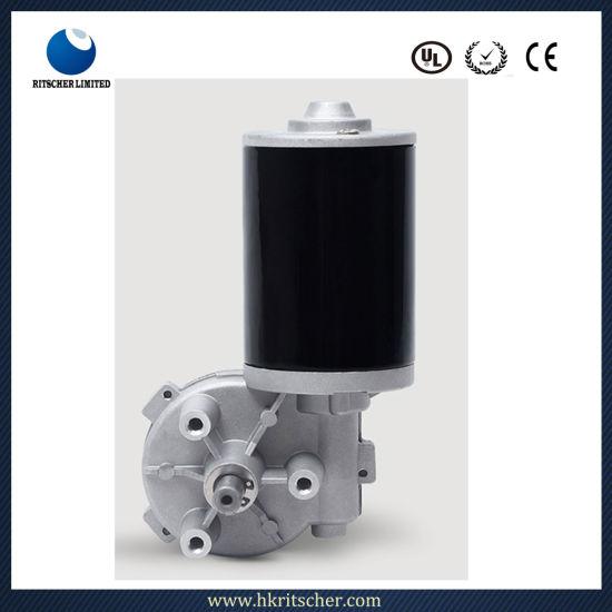 High Torque Wheelchair Controller Permanent Magnet PMDC Gear Motor