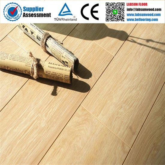 China Industrial 12mm Herringbone, Premier Laminate Flooring