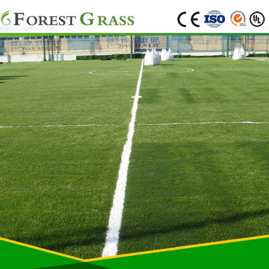 Turf Playground Using Artificial Grass for Sports pictures & photos