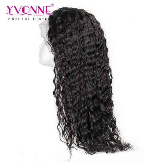 Deep Wave Remy Human Hair Lace Front Wig pictures & photos