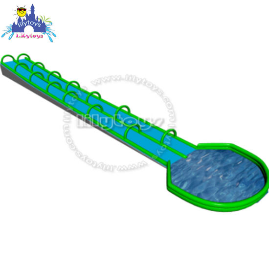 Lilytoys High Quality Long Water Slide 1000FT Inflatable City Slide for Sale