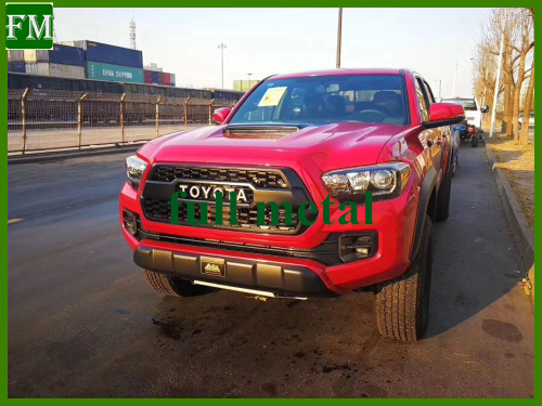 Trd PRO ABS Car Grille for 2016-2017 Toyota Tacoma pictures & photos