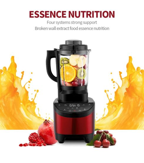 Multi Function Fruit Vegetable Blender Food Processor with Heating Function