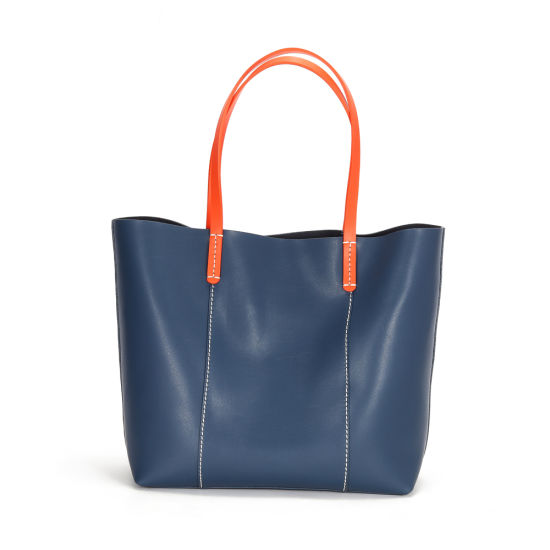 2020 Amazon Ebay B2c Hot Sale Genuine Leather European Style Tote Women Handbags