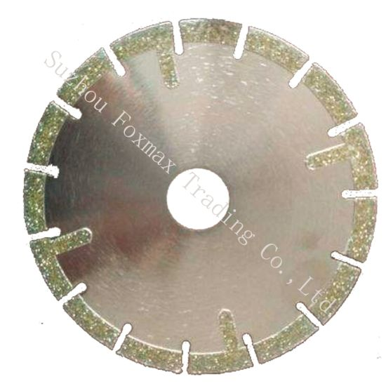 Diamond Cutting Disc Dry Cutting (FB-12) pictures & photos