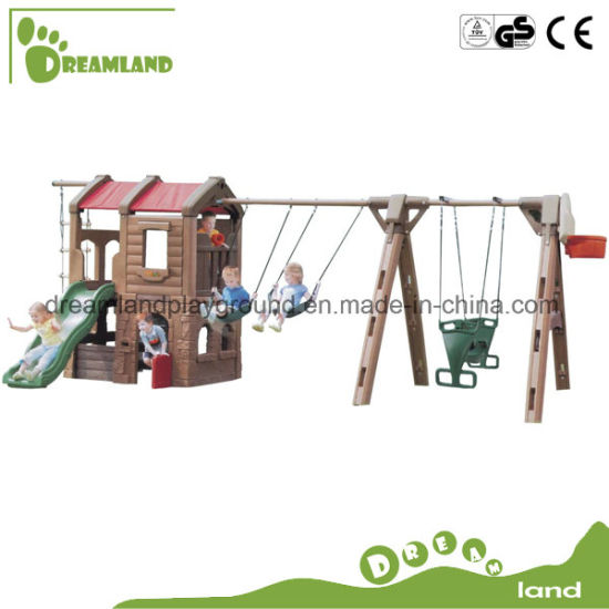 Children Swing Chair Outdoor Swing Sets for Sale pictures & photos