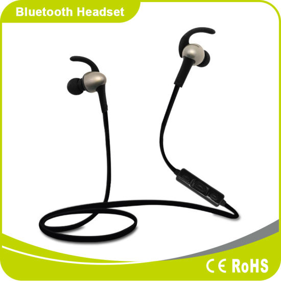 Bluetooth 4.1 High Sensitivity Sweatproof in Ear Sport Bluetooh Earphone pictures & photos