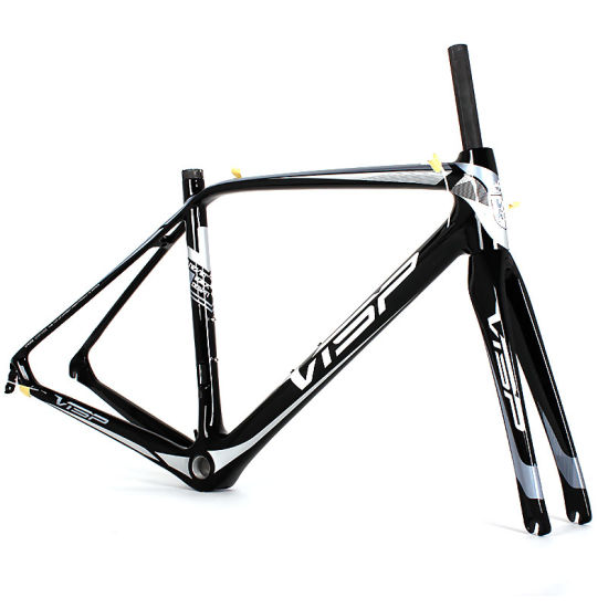 Chinese Design Head Tube Tapered 42*52mm carbon Road Bicycle Frame ...