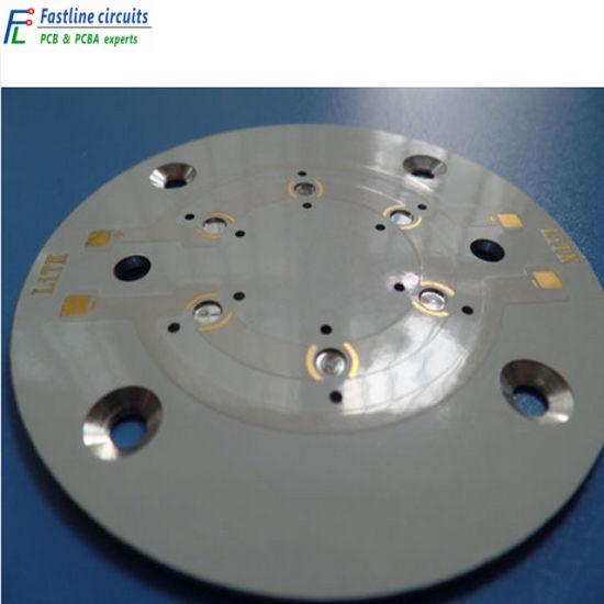 Aluminum Base PCB&PCBA Board 2mm Circuit Board Thickness Metal Core PCB