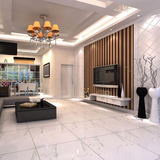 China Kajaria Ceramic Tiles in Dubai Flooring Stone Marble White ...