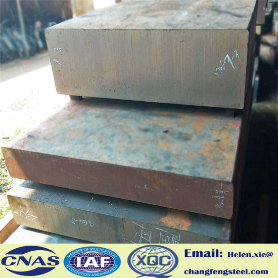 L6/1.2714/SKT4/5CrNiMo Hot Work Mould Steel pictures & photos
