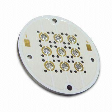 Enig 1 Layers Ceramic PCB Circuit Board for Electronic Control System