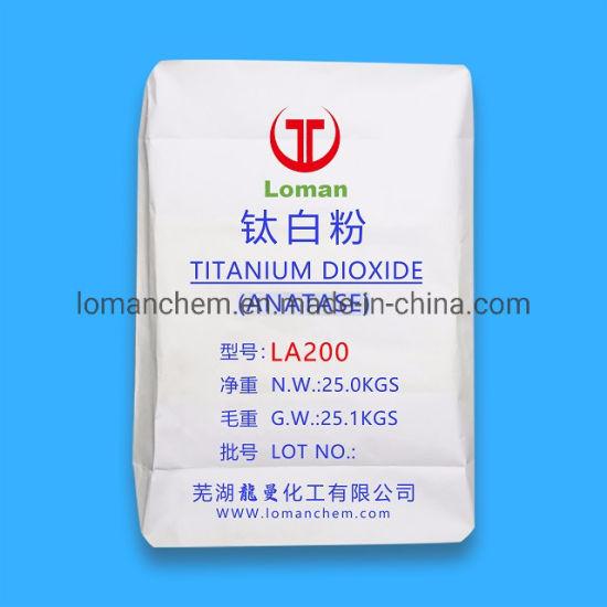 Anatase Titanium Dioxide Powder Wholesale La200